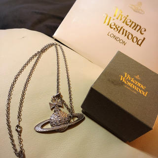 Vivienne Westwood - ヴィヴィアンウエストウッド ビッグOrbネックレス