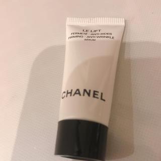 シャネル(CHANEL)の新品 CHANEL シャネル LE L セラム 美容液 サンプル 5ml(美容液)