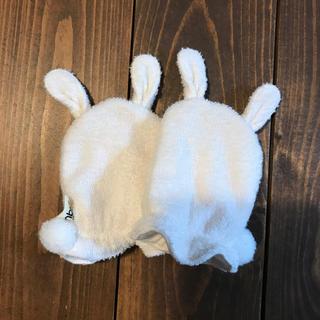 ジェラートピケ(gelato pique)のジェラートピケ うさぎ ウサギ ベビー ミトン 手袋 ピンク(その他)