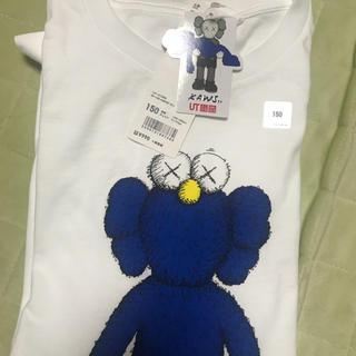 ユニクロ(UNIQLO)のKAWS ユニクロ Tシャツ XS(Tシャツ/カットソー(半袖/袖なし))