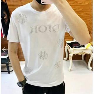 ディオール(Dior)のDior半袖 Tシャツ バレンシアガ 男女兼用 LV(Tシャツ/カットソー(半袖/袖なし))
