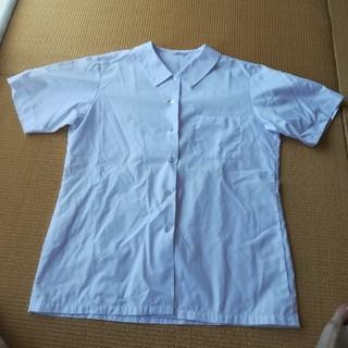 トンボ スクールブラウス L(シャツ/ブラウス(半袖/袖なし))