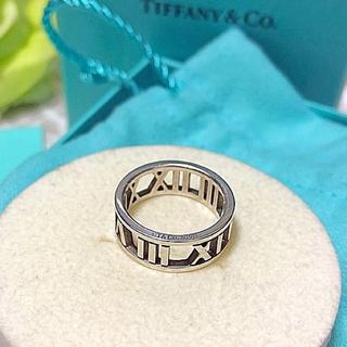 ティファニー(Tiffany & Co.)のkiIi kiIi様ご専用です。Tiffanyアトラスオープンリング 8号(リング(指輪))