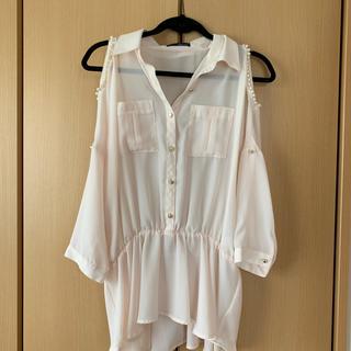 トップス(Tシャツ(半袖/袖なし))