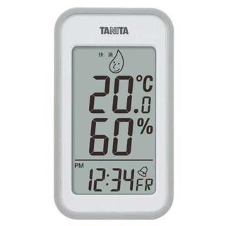 ☆タニタ デジタル温湿度計 置き掛け両用タイプ