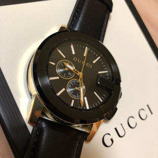 Gucci - GUCCI 腕時計 クロノグラフ