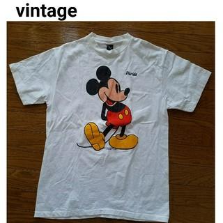 Vintage Mickey☆TS(Tシャツ(半袖/袖なし))