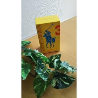 ラルフローレン(Ralph Lauren)のラルフローレン 香水 No.3    15ml(香水(女性用))