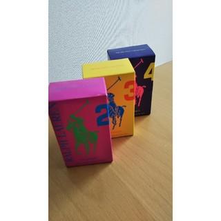 ラルフローレン(Ralph Lauren)のラルフローレン 香水  No.2、3、4   各15ml(香水(女性用))