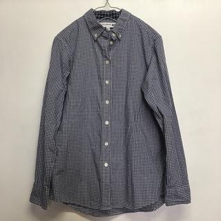 ユニクロ(UNIQLO)のチェックシャツ ユニクロ INES(シャツ/ブラウス(長袖/七分))