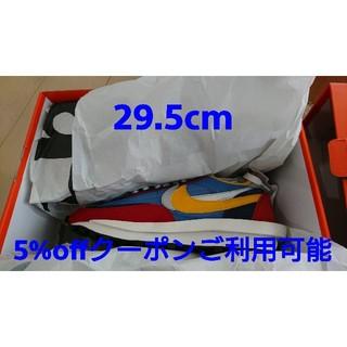 ナイキ(NIKE)のNIKE × sacai LD WAFFLE Blue 29.5cm(スニーカー)