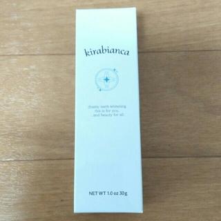 【新品未使用】kirabiancaキラビアンカ 歯磨きジェル(歯磨き粉)