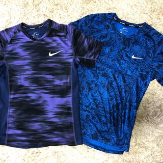ナイキ(NIKE)のナイキ ランニングtシャツ Sサイズ セット(陸上競技)