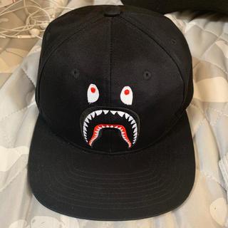 アベイシングエイプ(A BATHING APE)のabathinape 帽子(キャップ)