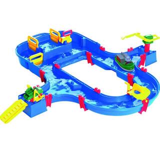 ボーネルンド(BorneLund)のアクアプレイ  水遊び プール 新品未使用(知育玩具)