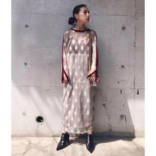 アメリヴィンテージ(Ameri VINTAGE)のameri vintage 4WAY DIVERSITY DRESS(ロングワンピース/マキシワンピース)