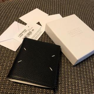 マルタンマルジェラ(Maison Martin Margiela)のマルジェラ ミニ財布 折財布 (折り財布)