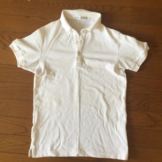 ユニクロ(UNIQLO)のポロシャツ レディース M (ポロシャツ)