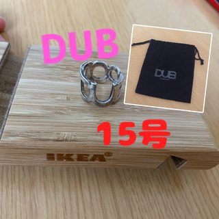ダブコレクション(DUB Collection)のDUBリング15号(リング(指輪))