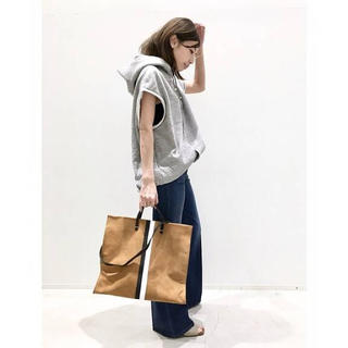 L'Appartement DEUXIEME CLASSE - 新品 CLARE V. スエードトートバッグ Simple Tote Bag