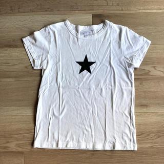 アニエスベー(agnes b.)のアニエス b スター Tシャツ 美品 T1(Tシャツ(半袖/袖なし))