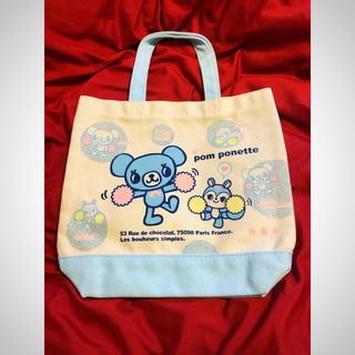 pom ponette - ポンポネット 小ぶりバッグ