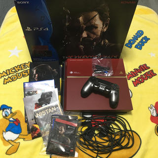 PlayStation4 - ps4 メタルギア ソリッド5 本体 限定品