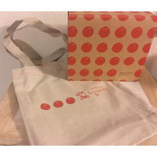 サニーヒルズ 微熱山丘 日本限定アップルケーキ