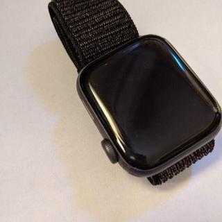 アップルウォッチ(Apple Watch)のApple Watch Series 4  GPS スペースグレー 40mm(腕時計(デジタル))