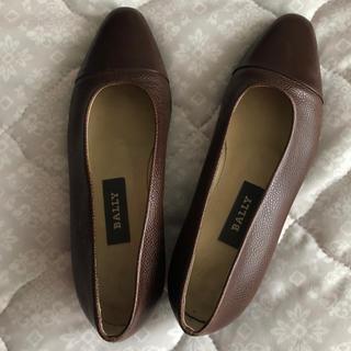 バリー(Bally)のBALLY フラットシューズ 35(ローファー/革靴)