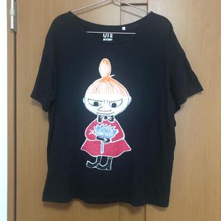 ユニクロ(UNIQLO)のムーミン リトルミーのUT Tシャツ(Tシャツ(半袖/袖なし))