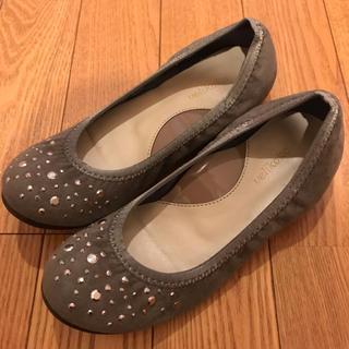 ヴェリココ(velikoko)の靴 マルイで購入 OIOI バレーシューズ(バレエシューズ)