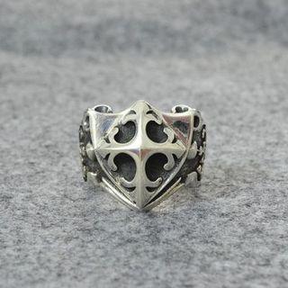 クロムハーツ(Chrome Hearts)のK168クロムハーツリング(リング(指輪))