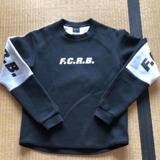F.C.R.B. - FCRB   CREW NECK TOP