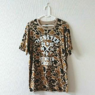 ユニクロ(UNIQLO)のUNIQLO UT MONSTERHUNTERコラボ Tシャツ メンズ Lサイズ(Tシャツ(半袖/袖なし))