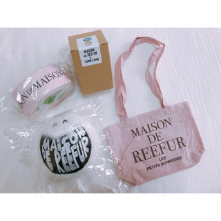 メゾンドリーファー(Maison de Reefur)のメゾンドリーファー【MAISON DE REEFUR】 4点セット(フィギュア)