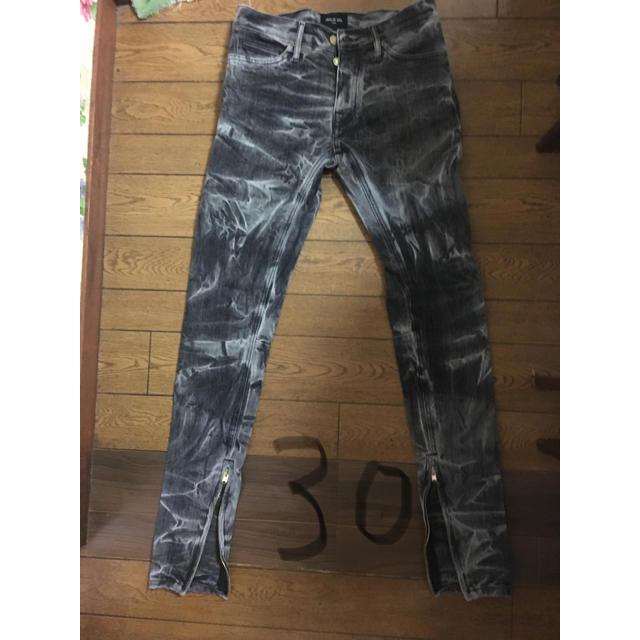 FEAR OF GOD(フィアオブゴッド)の fear of god holy water jean 30インチ デニム メンズのパンツ(デニム/ジーンズ)の商品写真