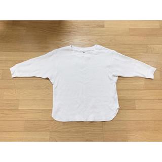 ユニクロ(UNIQLO)のワッフルt(Tシャツ(長袖/七分))