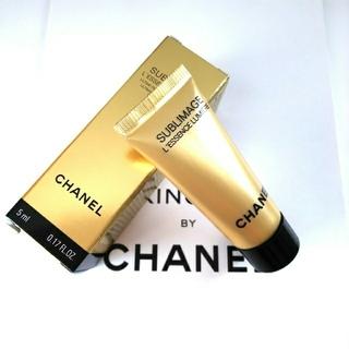 シャネル(CHANEL)のシャネル サブリマージュ☆レサンス ルミエール(美容液)+資生堂HAKU☆化粧水(美容液)