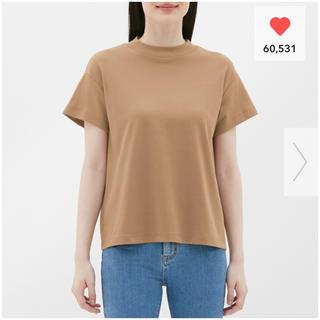 ジーユー(GU)のスムースt(Tシャツ(半袖/袖なし))