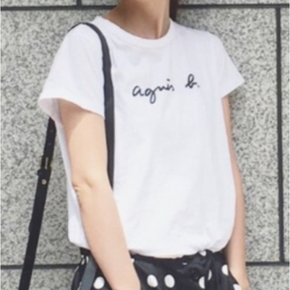 アニエスベー(agnes b.)のアニエスベー  Tシャツ T1  正規店・店頭購入(Tシャツ(半袖/袖なし))