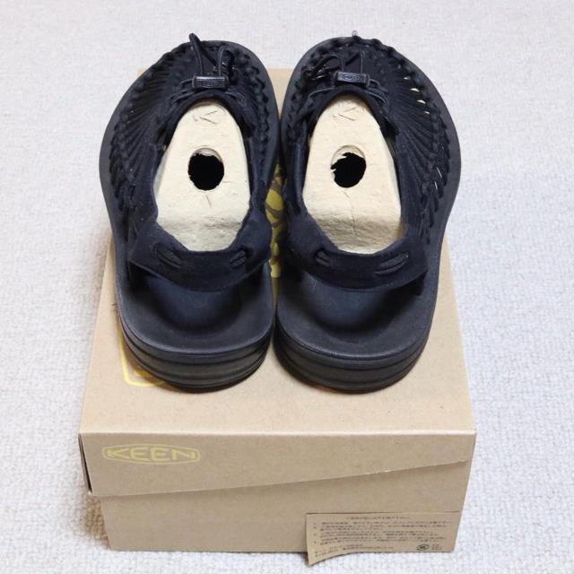 KEEN(キーン)のKEEN ユニーク サンダル 27cm メンズの靴/シューズ(サンダル)の商品写真