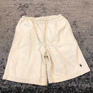 ラルフローレン(Ralph Lauren)のラルフローレン 130センチ ハーフパンツ ライトベージュ 半ズボン(パンツ/スパッツ)