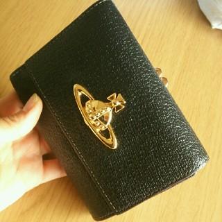 ヴィヴィアンウエストウッド(Vivienne Westwood)のViviene Westwood 財布 ウォレット 二つ折り 三つ折り(財布)