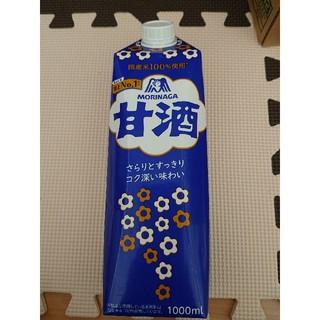 モリナガニュウギョウ(森永乳業)の森永甘酒1000ml6本(ソフトドリンク)