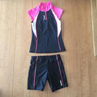 リーボック(Reebok)の女の子 競泳用水着 140 スイムウェア 水着 スイミング(水着)