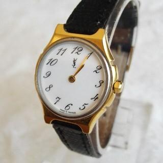 Saint Laurent - イヴサンローラン 腕時計 レディースクォーツ