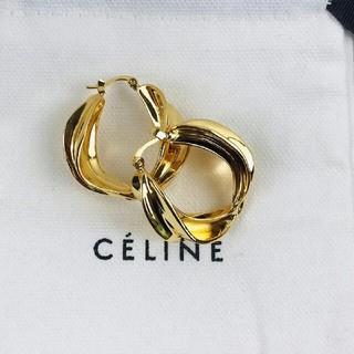 セリーヌ(celine)のceline ピアス (ピアス)