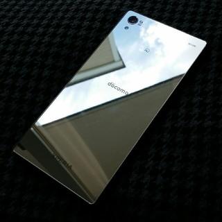 【SIMフリー】Xperia Z5 Premium SO-03H クロム 美品★
