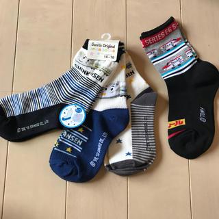 サンリオ - シンカンセン プラレール 靴下 16〜18